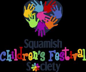 Squamish Children's Festival Society Logo